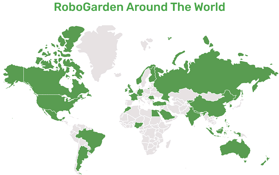 Robogarden Map